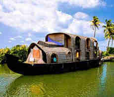 Alleppey -Kerala Tour Packages with Price