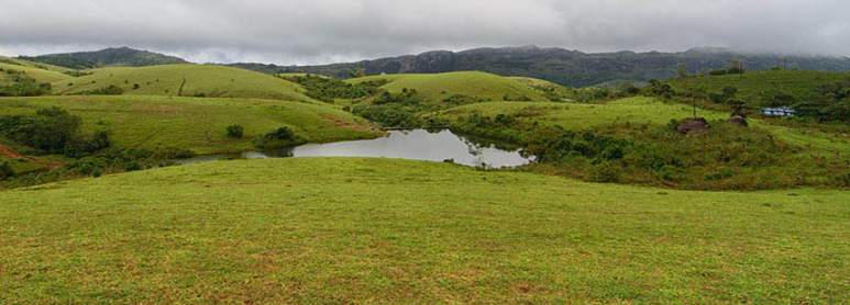 Vagamon Kerala honeymoon places