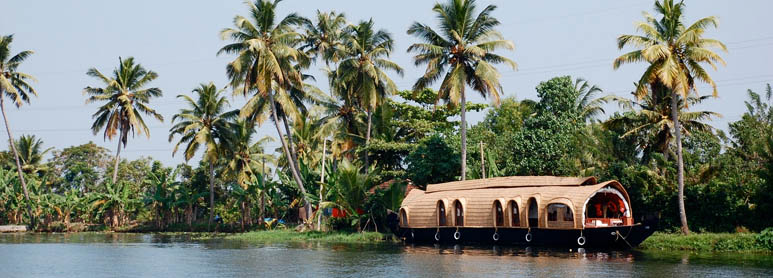 Alleppey Kovalam Honeymoon Packages