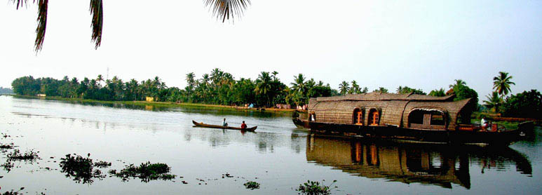 Alleppey backwater tour package